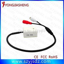 Free shipping high sensitivity CCTV Audio Microphone