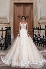 Винтажные арабские свадебные платья принцессы milla nova кружевные