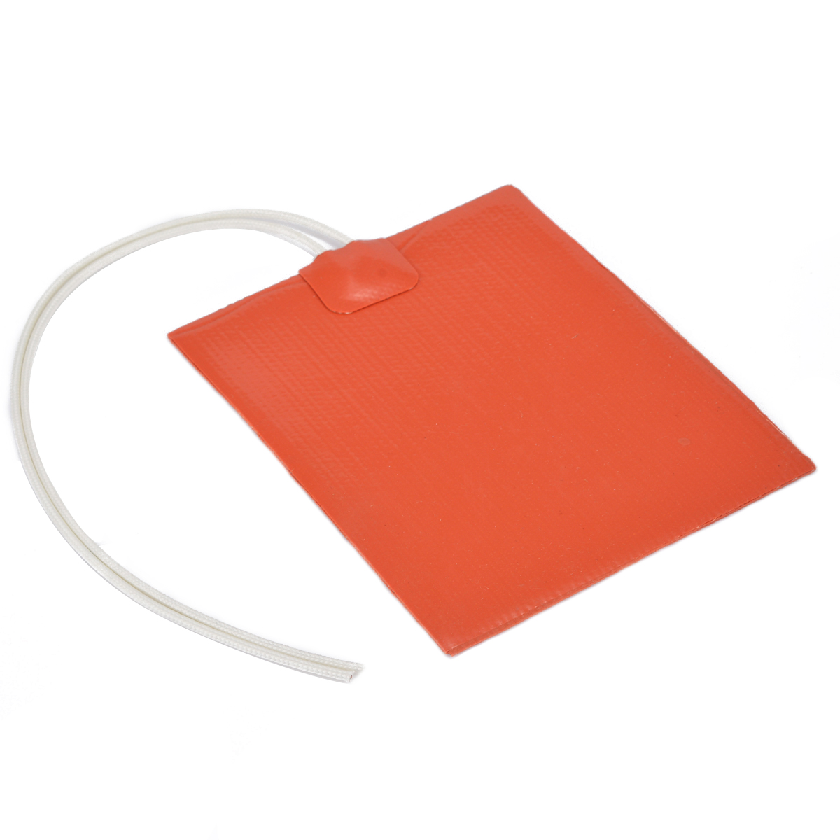 12V 12W Silicone Rubber Heating Panel Constant Temperature Heater Panel Plate 100*120mm For Heating Tool