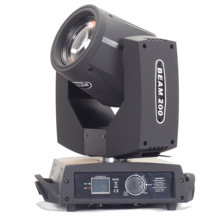 230W 7R Beam Moving Head DJ Disco light(China)