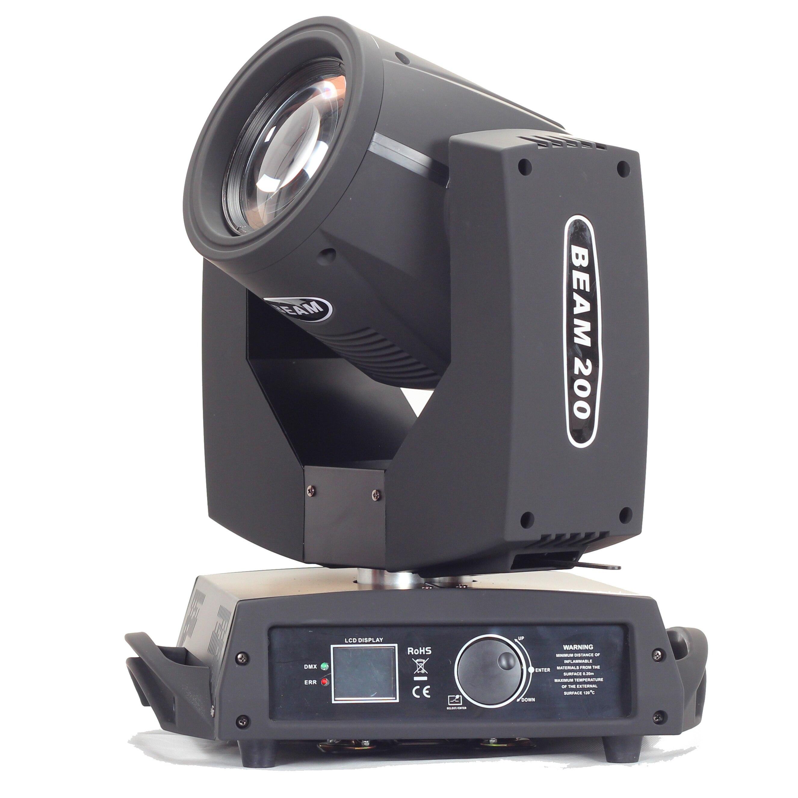 Lumière Disco de tête mobile de faisceau de 230W 7R
