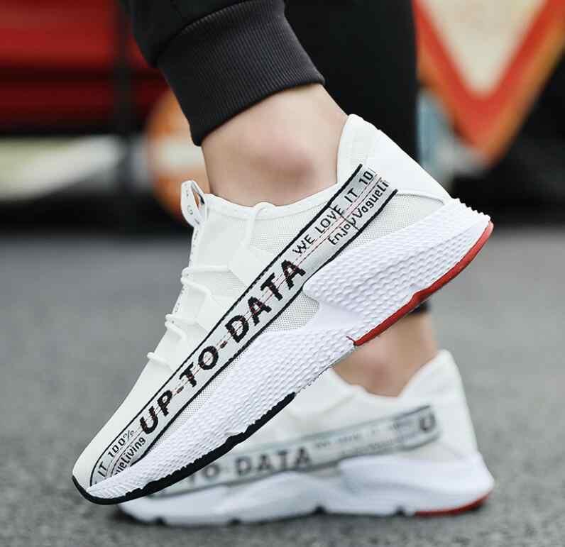 delocrd shoes men streetwear sneakers zapatillas hombre