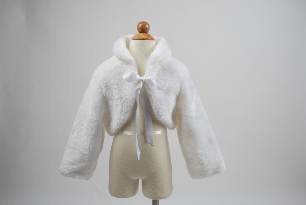 Popular Girls White Faux Fur Coat-Buy Cheap Girls White Faux Fur ...
