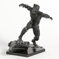 Marvel Black Panther Figure 1/10 Scale PVC Figure Statue Collectible Model Toy