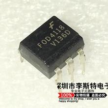 Send free 10PCS FOD4118  DIP-6   New original hot selling electronic integrated circuits