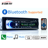 Autoradio 12V Bluetooth V2 0 Car Radio JSD520 Car Stereo In Dash 1 Din FM Aux