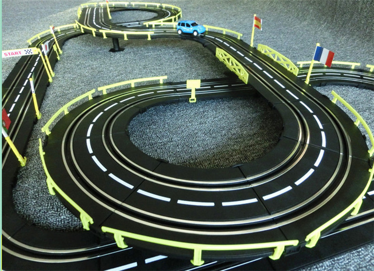aliexpresscom buy electric slot car track racing 143 scale 636cm rail double electric rc car toys for children boys gift from reliable car baby toy