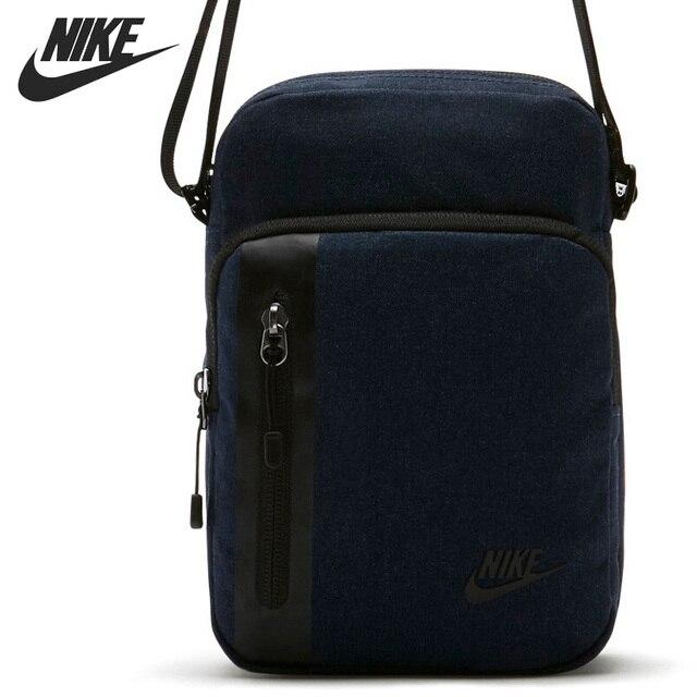 Original New Arrival 2018 NIKE TECH SMALL ITEMS Unisex Backpacks Sports Bags 334a9b90b8