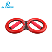 Fitness Equipment Hand Gripper For Trainer Fitness Body Building SUPER ARMS Gym Hand And Forearm Trainer