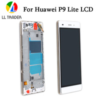 LL TRADER No Dead Pixel Touch Screen Panel Replacement For Huawei P8 Lite LCD Display P8 Lite LCD Glass Assembly Digitizer+Tools