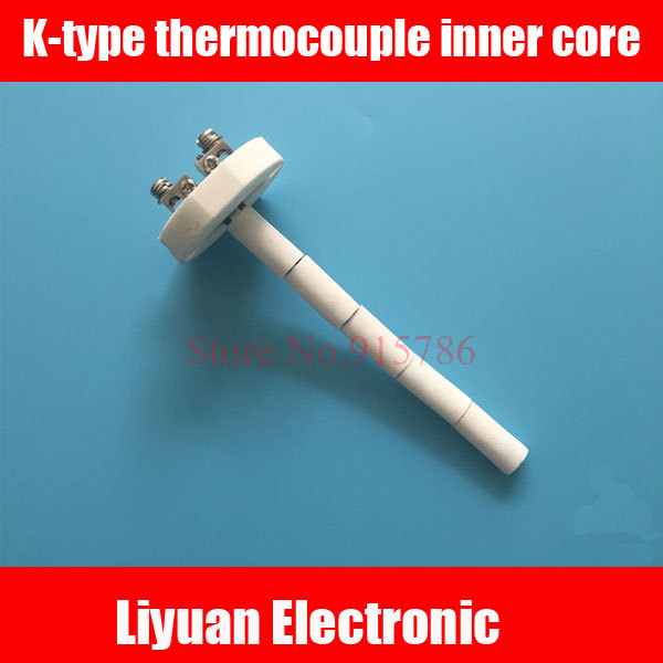 K type thermocouple inner core / WRN 010 muffle furnace thermocouple ...