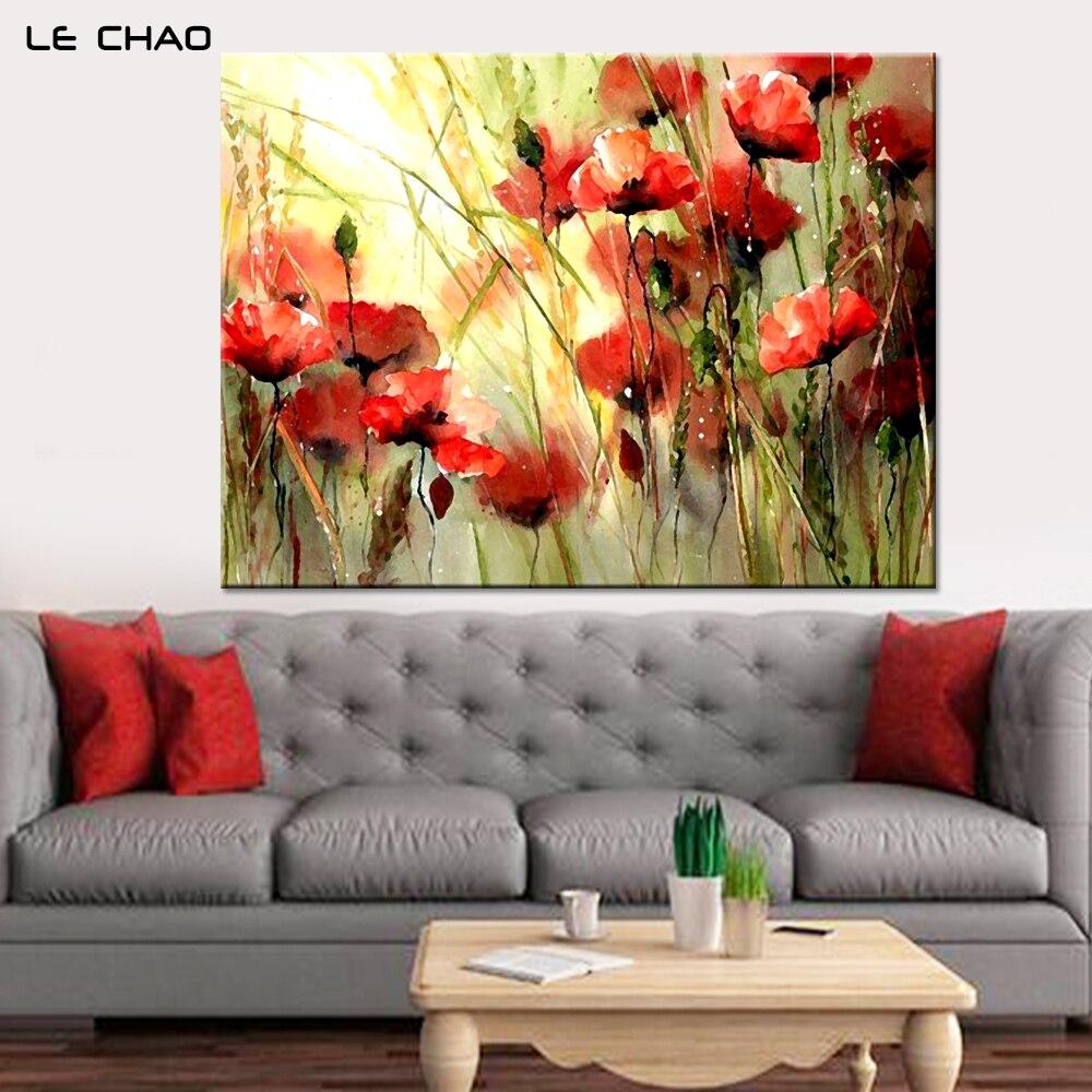 Home Decor Leinwand Wandbilder für Wohnzimmer Modularen Bilder ...
