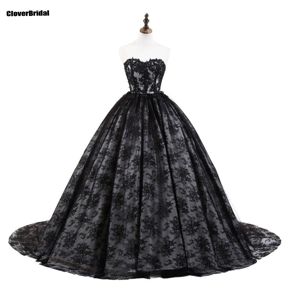 Black lace tribunal trem querida vestidos de quince anos 2017 ribbons back quinceanera dresses ball gown