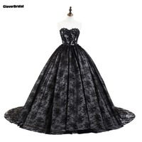 Black lace tribunal trem querida vestidos de quince anos 2017 ribbons back quinceanera dresses ball gown custom made available