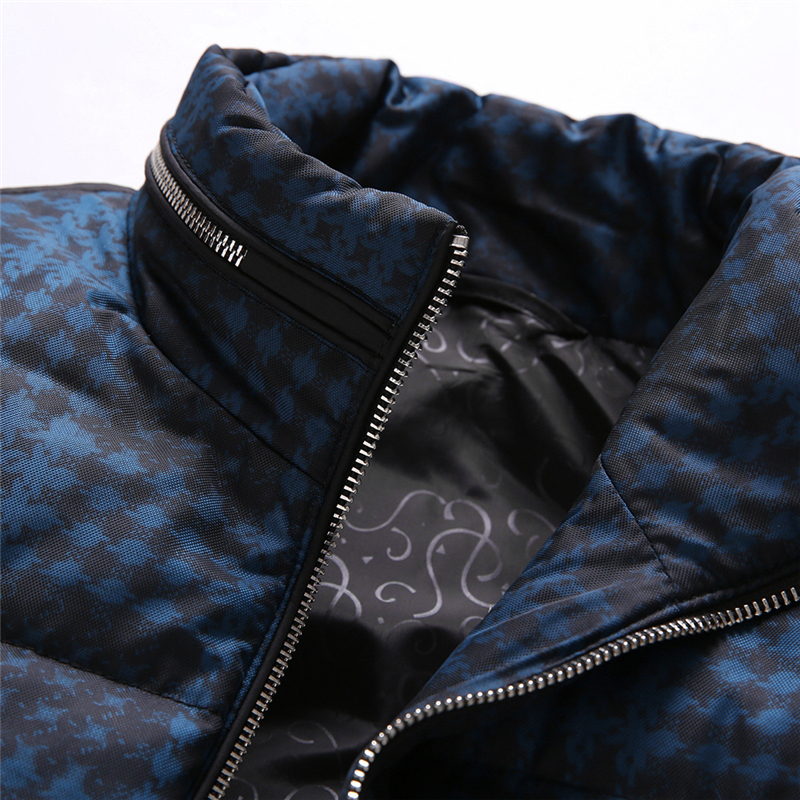 Brand Mens Winter Pants Down Jacket Warm Duck wool Coats High Quality Washed Style Cotton Slim Fit Casual Luxury