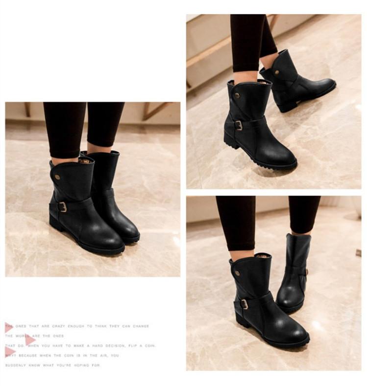 Equestrian Casual heel Shoes 3