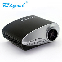 Rigal RD802 Portable Mini Projector Home Theater LED LCD Beamer USB/VGA/HDMI Child Cartoon Video Cinema Movie Projector RD 802