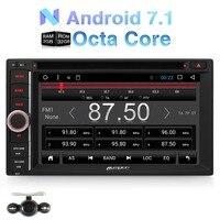 Pumpkin 2 Din Android 7 1 Universal Car DVD Player GPS Navigation Bluetooth Wifi 3G FM