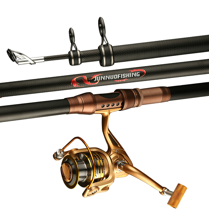 Fishing Rod Anchor Rod Distance Throwing Fishing Pole High Carbon Superhard Fishing Equipment Hengelsport Vissen Pesca Set