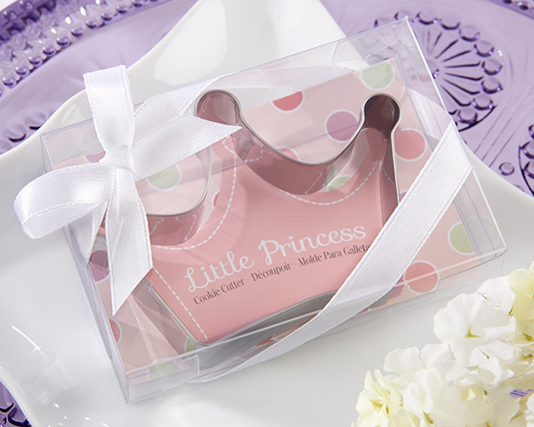 30Pcslot Cute Baby Decoration Gift of Little Princess Crown Cookie