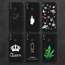 Lovely Planet Printed Soft Silicone Case For Honor 8 Phone Cover For Huawei Mate 10 Pro Nova2i P20 P10 P8 P9 Lite 2017 Capa(China)