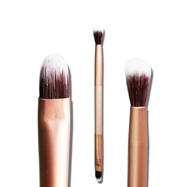 Doubled-end Eye Shadow Professional Makeup  Make Up Brush tool