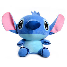 Movies & TV plush toy Lilo&Stitch doll soft pillow Toy birthday gift s7730(China)