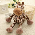 Doll Giraffe Leopard Print Plush Toys Decor Decoration For Baby Family