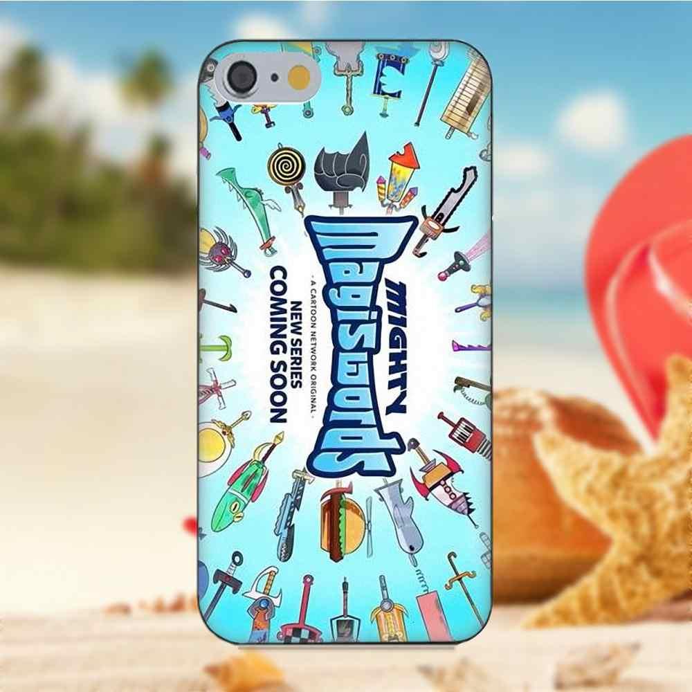 Oedmeb Мягкий чехол из ТПУ для мобильного чехол могучий Magiswords для iPhone X 4S 5S 5C SE 6 S 7 8 Plus Galaxy Note 5, 6, 8, S9 + большое ядро рrime alрha