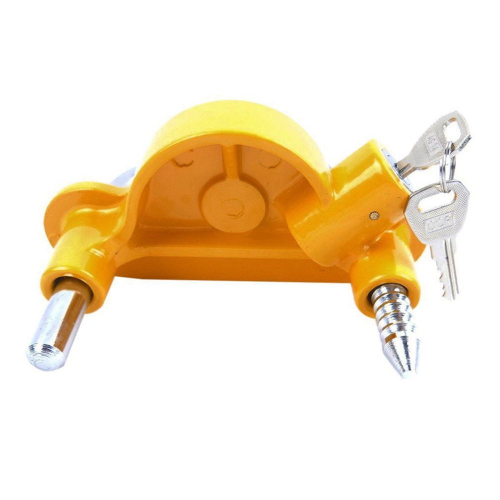Universal Heavy Duty Trailers Trucks Coupler Lock Adjustable Storage Security in Trailer Couplings Accessories from Automobiles Motorcycles