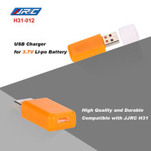 Asli Brica H31-012 USB Lipo Battery Charger untuk Brica H31 RC Quadcopter Jjrc H31 Bagian Helikopter Charger(China)