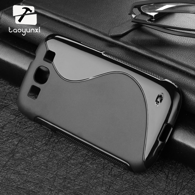 TAOYUNXI Phone Cover Case For Samsung Galaxy S III S3 GT-i9300 4.8 inch i9300 I939D Case Frosted Ultra Thin  For Samsung S3