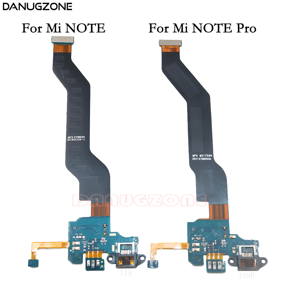 USB Charging Dock Connector Charge Port Socket Jack Plug Flex Cable For Xiaomi Mi NOTE PRO