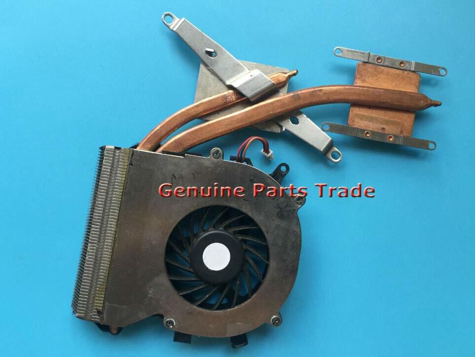 Original Laptop Heatsink Assembly Radiator Cooler With Fan