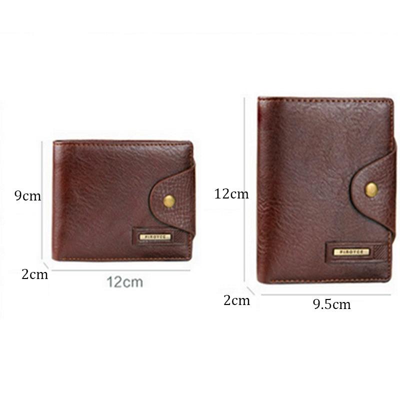 dos homens do desenhador carteras Modelo Número : Short Wallet