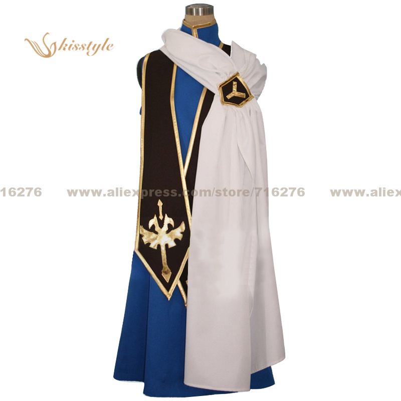 Men's Costumes Precise Kisstyle Fashion Code Geass Back To Search Resultsnovelty & Special Use Lelouch Of The Rebellion R2 Schneizel El Britannia Uniform Cosplay Costume,customized Accepted Factory Direct Selling Price