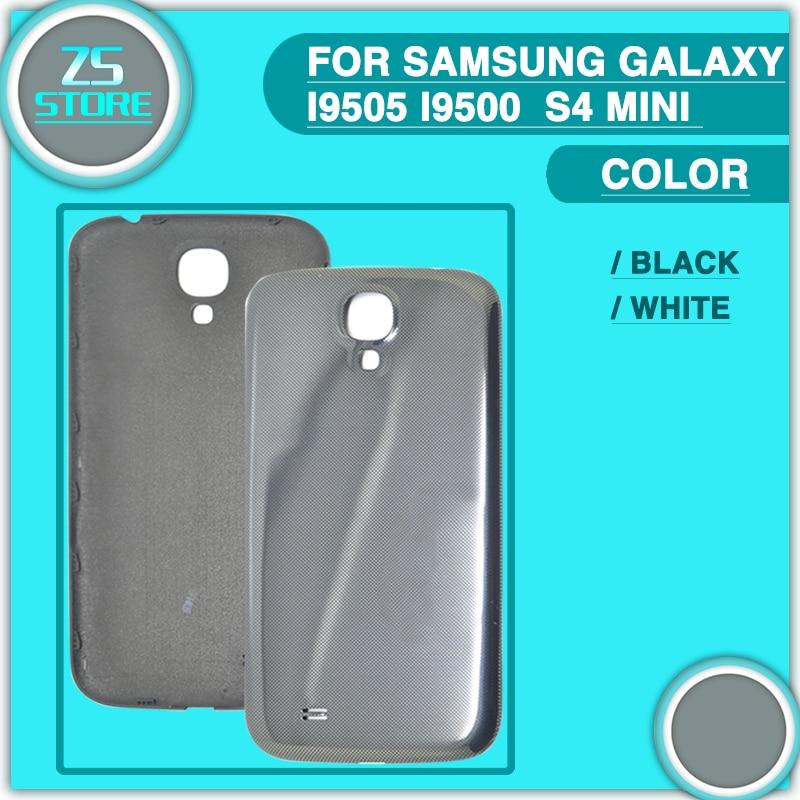 Rear <font><b>S4</b></font> mini <font><b>Battery</b></font> Back Cover For <font><b>Samsung</b></font> Galaxy <font><b>S4</b></font> i9505 i9500 / S4mini I9190 <font><b>Battery</b></font> Door Back Housing Case