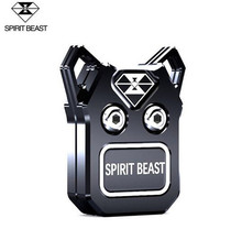 SPIRIT BEAST Motorcycle Key Shell Motorsiklet Kilit Moto Lock Accessories Cover