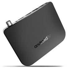 MECOOL M8S Plus Android 7.1 TV Box Amlogic S905D TV Box DVB-T2 / T / C Set Top Box 1GB 8GB 2.4G WiFi 100Mbps BT4.1 Support 4K