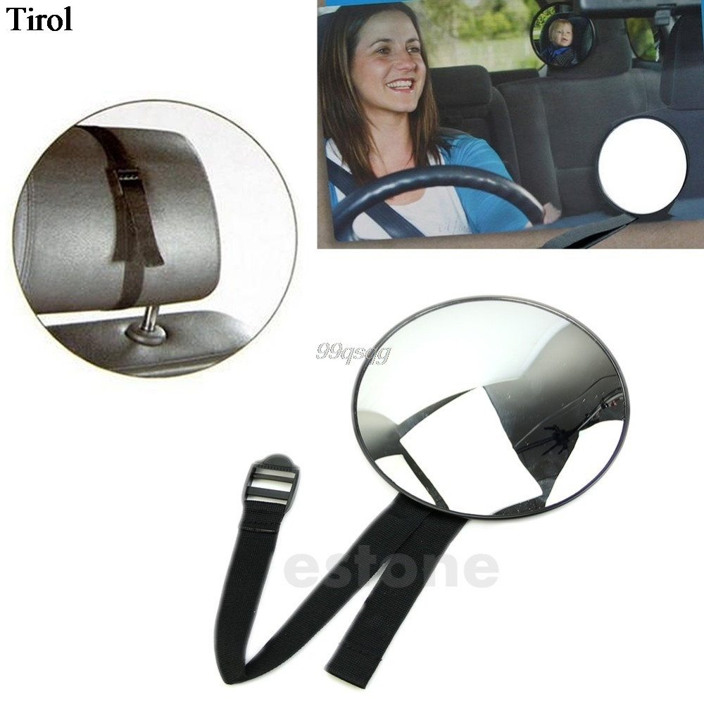 New Car Back Seat Mirror Adjustable Rear View Baby Easily Precious Child Safety Drop shipping