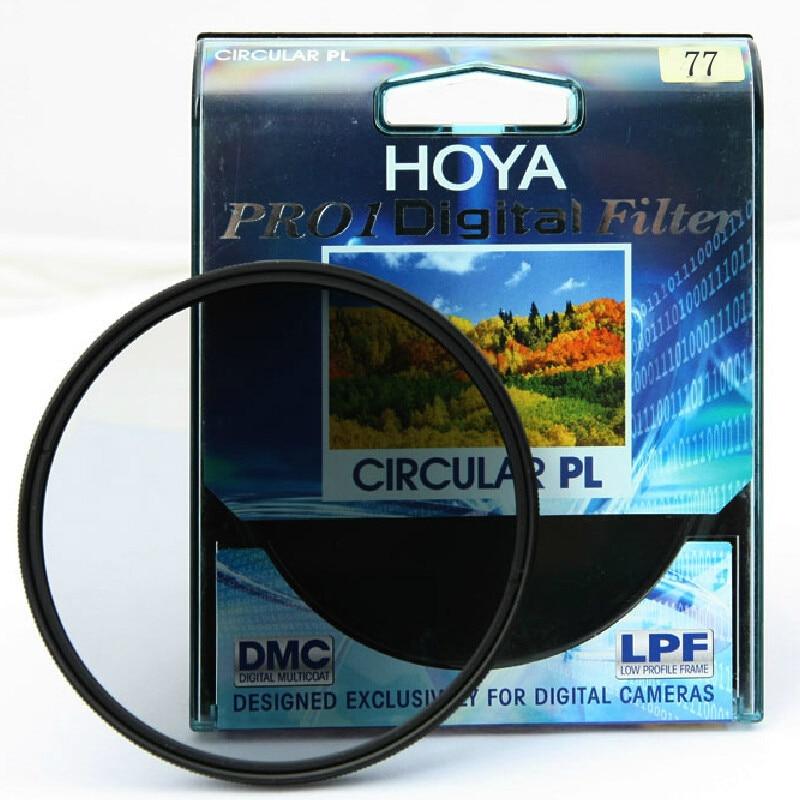 49 52 55 58 62 67 72 77 82mm Hoya PRO1 Digital CPL Filtro Multistrato Rivestito Polarizzatore Filtro