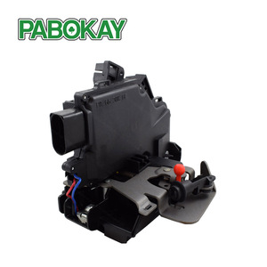 Image 4 - high quality For Audi A4 A6 8E 4B C5 Front Left Driver Door Lock Latch Actuator 4B1837015G 4B1837015H