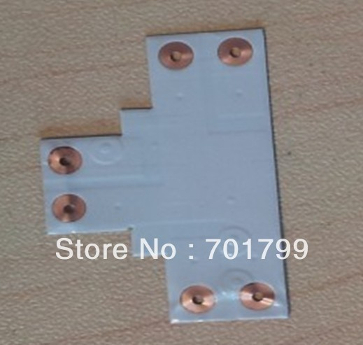 """""""T """"type PCB for led strip,8mm width or 10mm width;optional"""