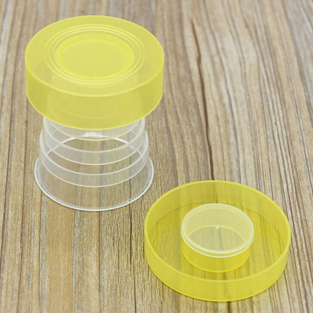 Draagbare Siliconen Intrekbare Vouwen Water Bottl Outdoor Travel Telescopische Inklapbare Drinken Fles Vouwen Water Glas
