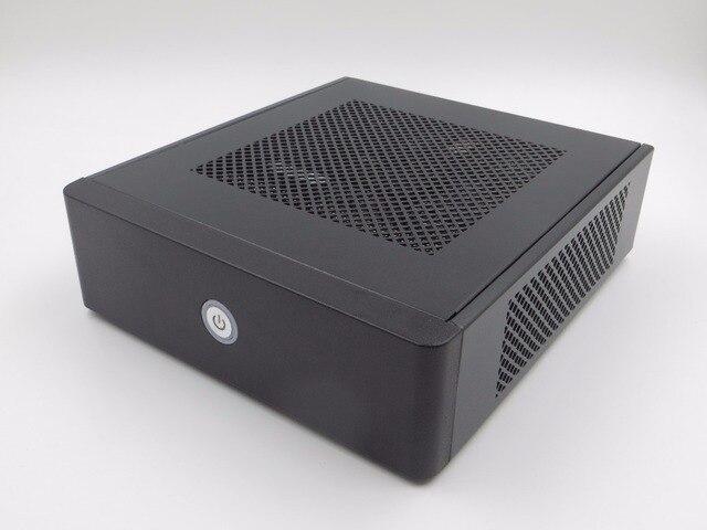 Mini HTPC Top Iris Pro Graphics 6200 / P6300, i5 CPU, Quad core 4 threads max 3.6GHz defeat i7 5557U, Windows 10 HTPC Gaming Box