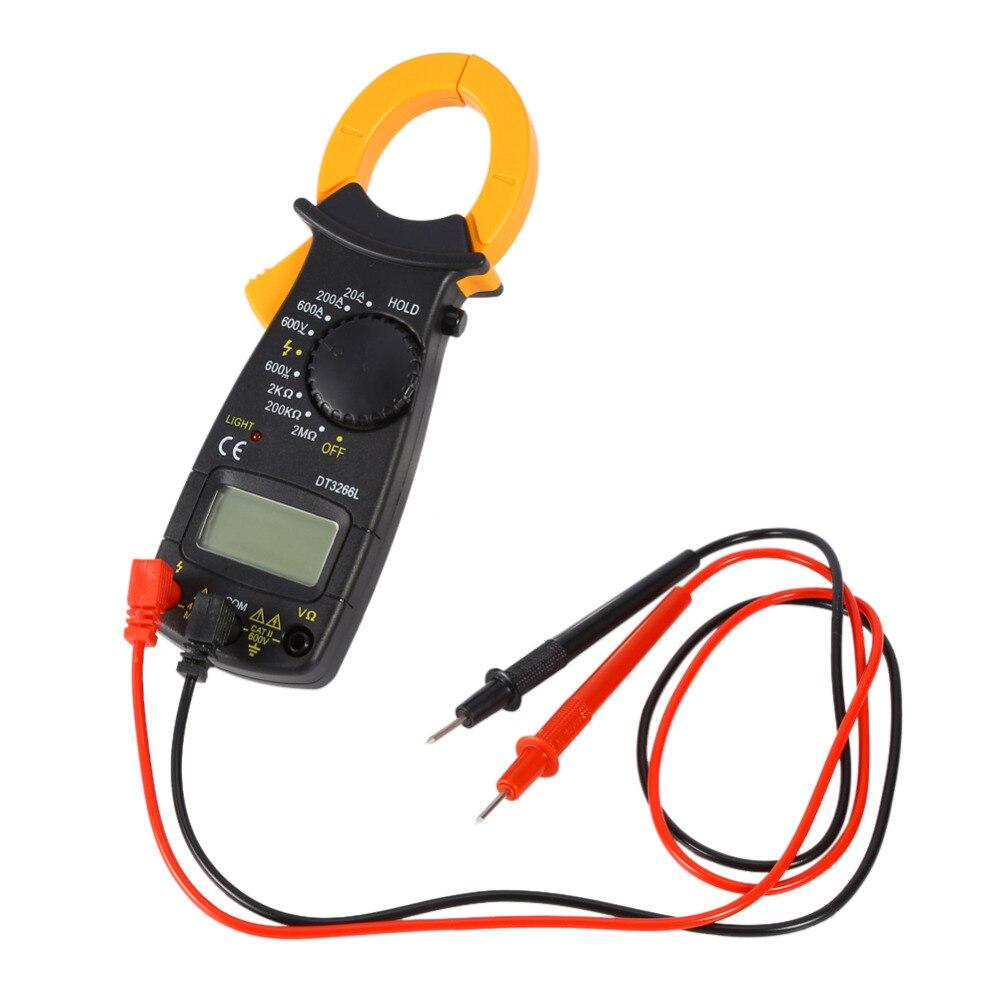 High Current Clamp : Dt l digital clamp meter multimeter current