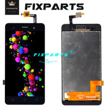 Original New Lenny 3 MAX LCD Lenny 5 Display Wiko Lenny 2 Touch Screen Digitizer Assembly Replacement Wiko Lenny 3 4 Plus LCD цена и фото