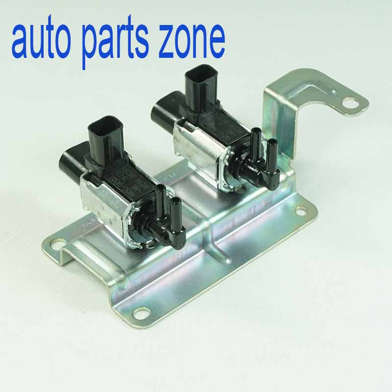 MH Electronic Vacuum Solenoid ValveIntake Manifold For FORD Focus Cmax Mondeo Mazda 3 5 6 CX7 4M5G-9J559-NB K5T81297 1357313