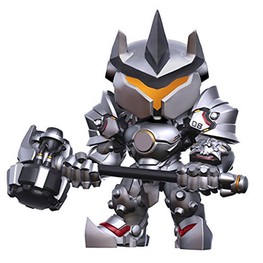 16cm OW Game Character Vinyl Action Figure Reinhardt Wilhelm Model Collection Toys for Friend Gift16cm OW Game Character Vinyl Action Figure Reinhardt Wilhelm Model Collection Toys for Friend Gift
