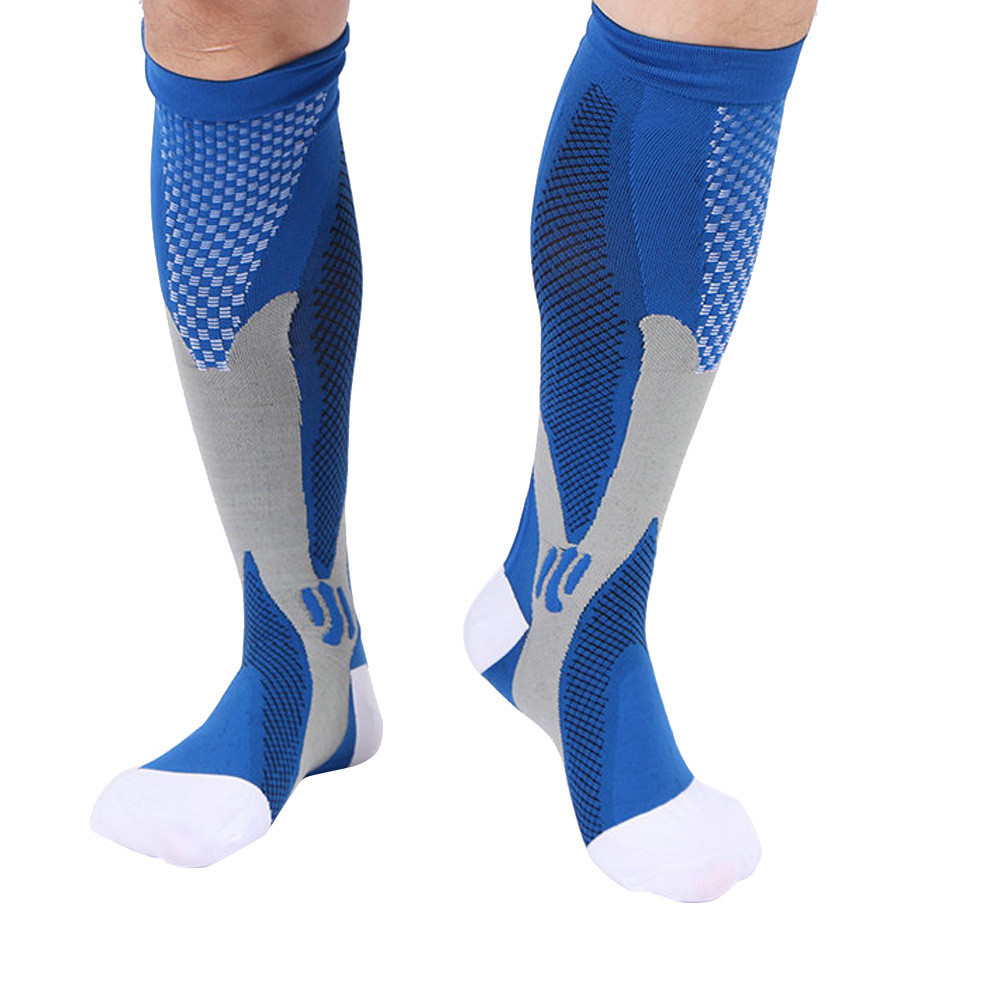 Men Women Compression Socks Athletic Fit For Running Socks Travel Boost Stamina